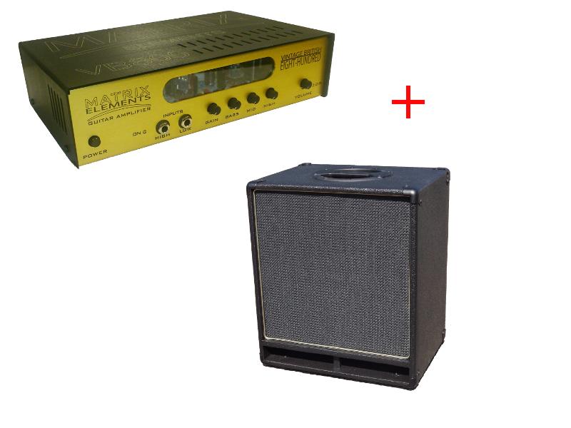 VB800 + NL12 Package